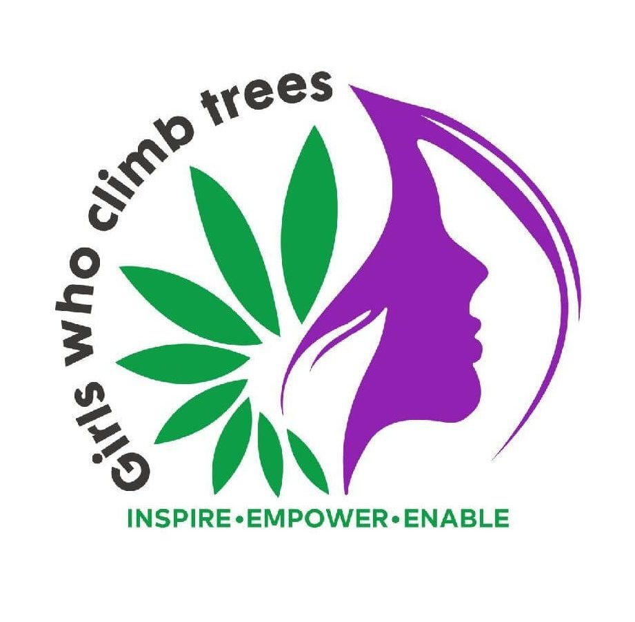 Empower Girls who Climb trees Image
